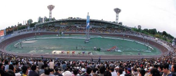 韓国 競輪 レベル 競輪場