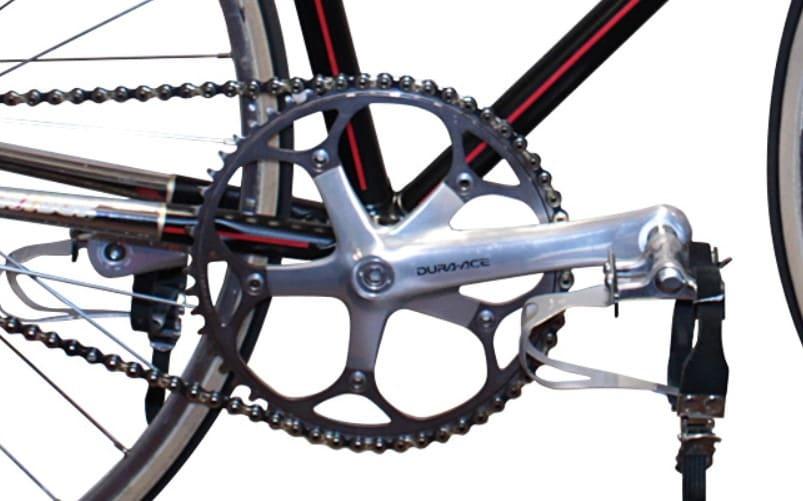 競輪 自転車 固定方法