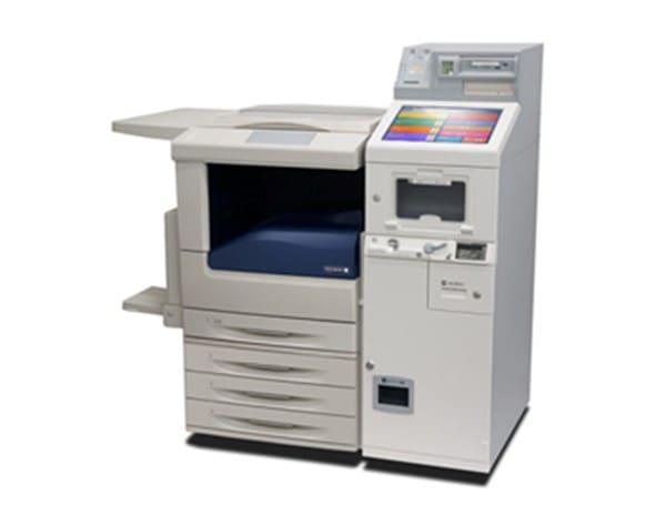 競輪 予想紙 コンビニのマルチコピー機