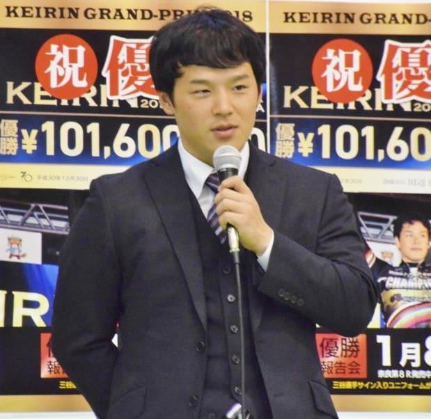 競輪 賞金ランキング2018 男子