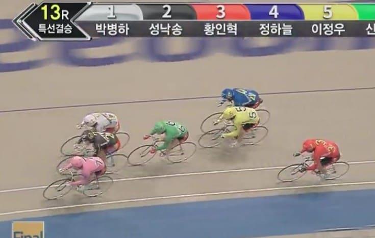 韓国 競輪 レベル