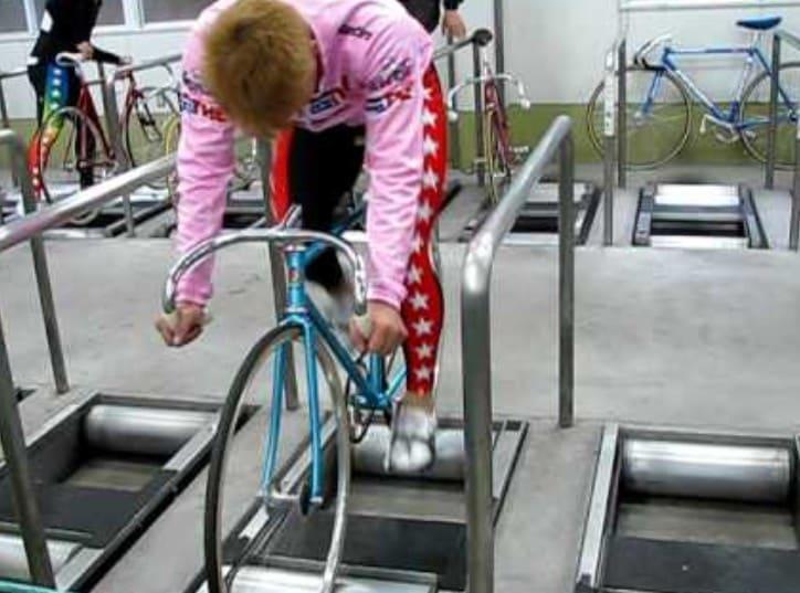 競輪 トレーニング