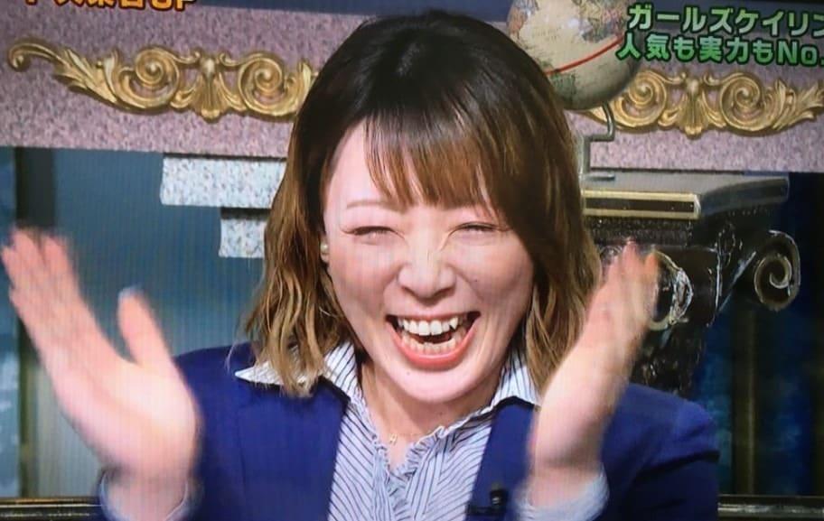 児玉碧衣 競輪 踊る!さんま御殿!!