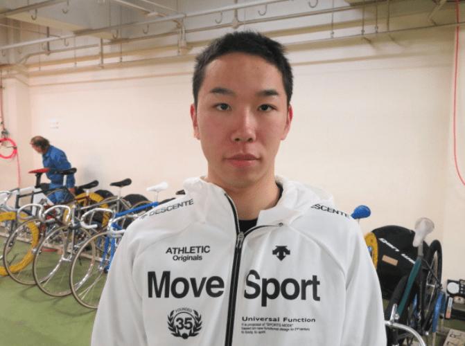第117回選手候補生 菊地 岳仁選手