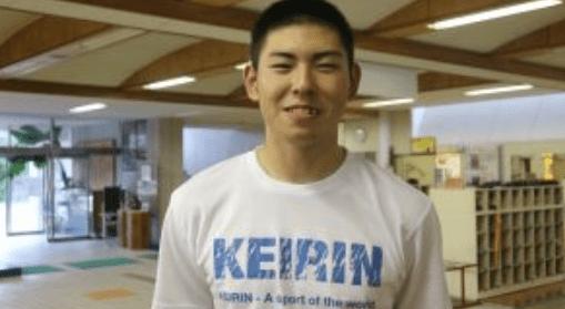 第117回選手候補生 長田龍拳選手