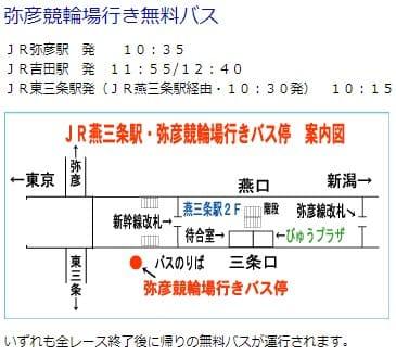 シャトルバス時刻・ロータリー案内図