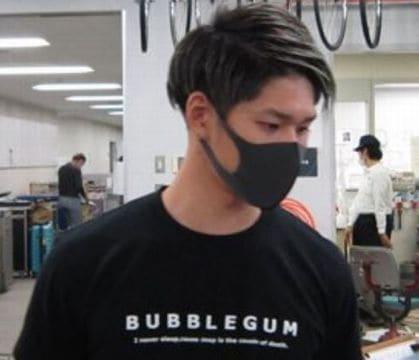 嘉永泰斗選手