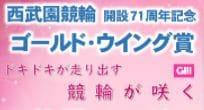 ゴールド・ウイング賞2021(西武園競輪G3)のレース展望