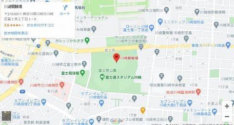 桜花賞・海老澤清杯2021(川崎競輪G3)のアクセスと新型コロナウイルス対策
